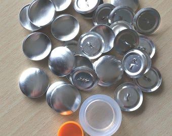 Kit Design button 22 mm (set of 15)