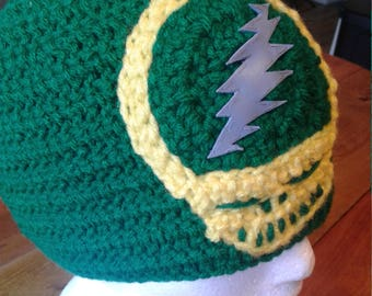 Grateful dead stealie hat