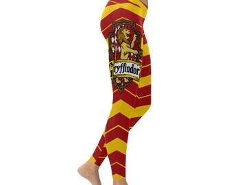 Gryffindor Crest Leggings