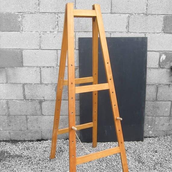 Vintage Blackboard Easel Stand Menu Board Wedding Display Event