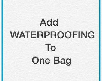 Discounted Regular Price Waterproofing: Added to One Bag
