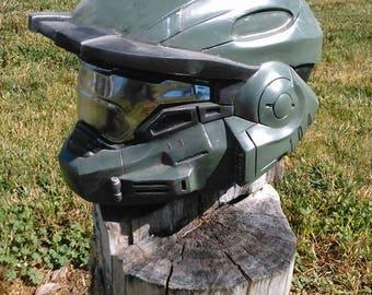 Fred 104 Halo Forward Unto Dawn Reach The Rookie Helmet
