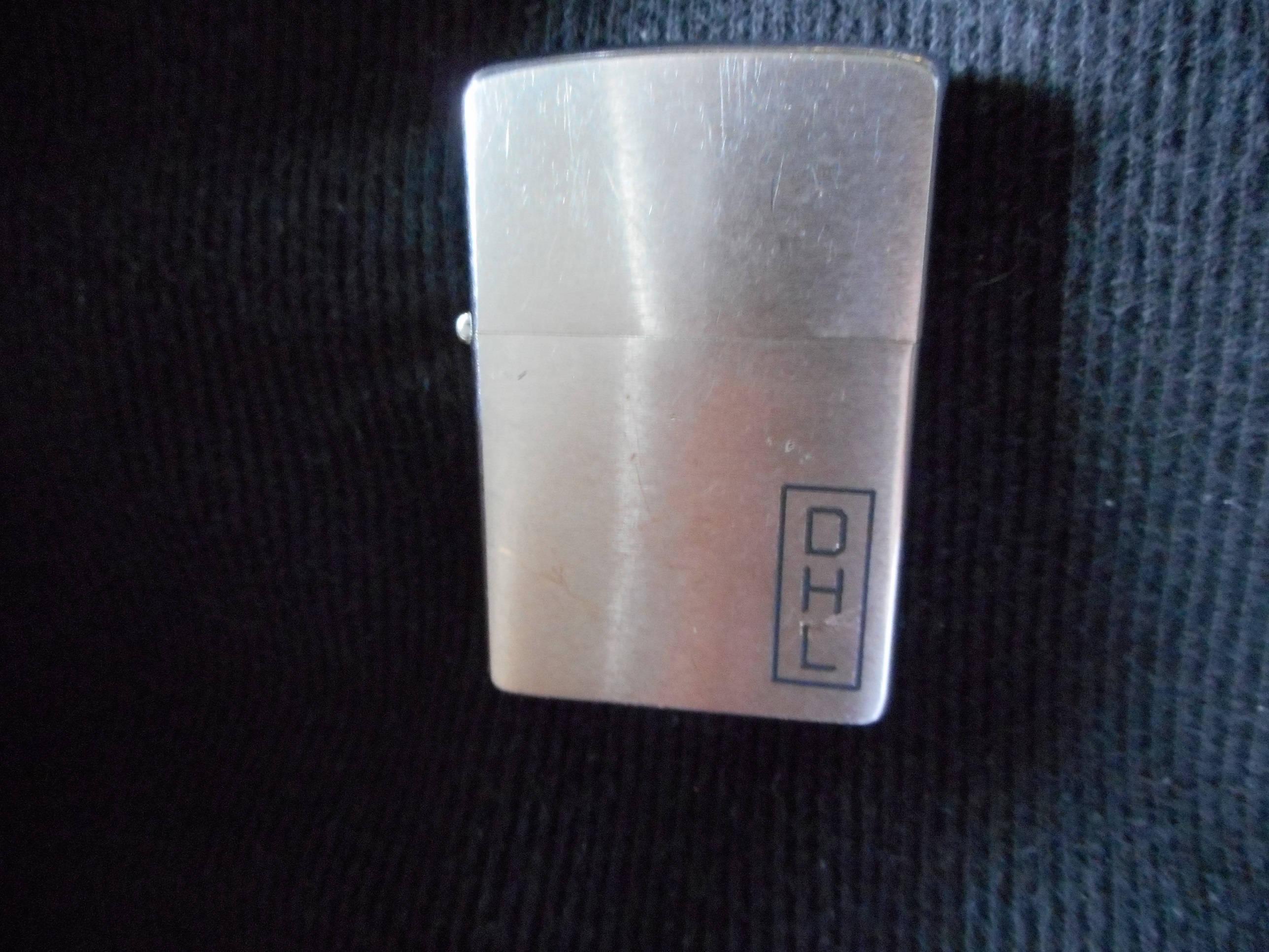 dating vintage zippo lighters