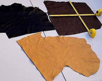 Assorted Calfskin/Lambskin pieces bundle