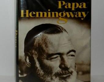 Papa Hemingway By A. E. Hotchner, 1966