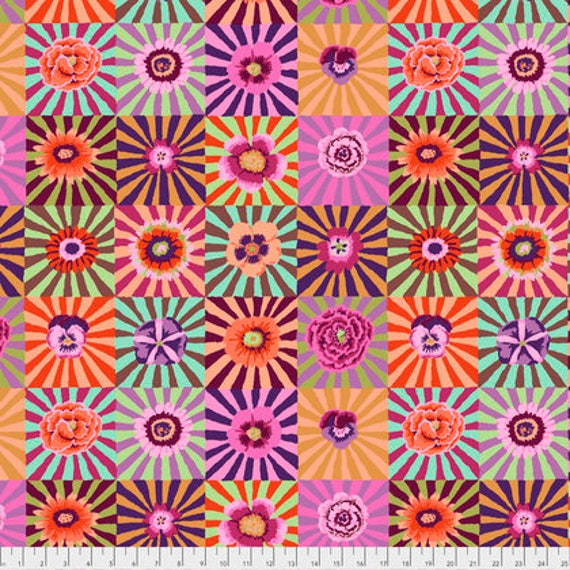 SUNBURST PINK PWGP162 Kaffe Fassett Sold in 1/2 yd increments