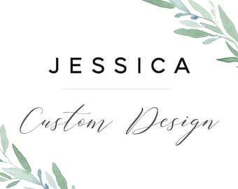Jessica's Custom Order!