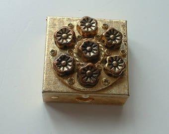 Vintage pill box