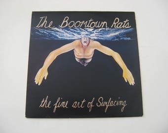 The Boomtown Rates - The Fine Art Of Surfacing - Circa 1979