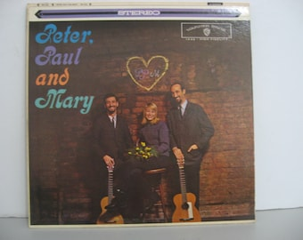 Peter, Paul & Mary - Peter, Paul and Mary - Circa 1962