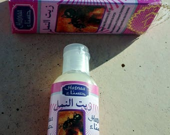 ant oil  for hair removal  Morocco 30 ml.