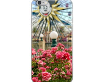 "iPhone Case 6,7,8, Plus - California Adventure ""Mickey's Funwheel"" Paradise Pier Ride"