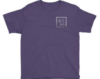 Classic Logo Tee - Salty, Bro - Youth