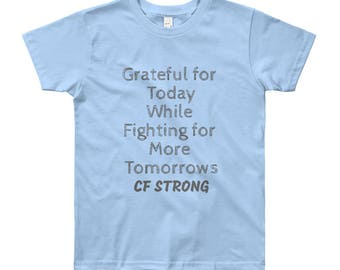 CF Strong Youth Tee