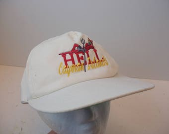 HELL 90s Cayman Islands hat vintage travel
