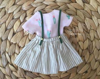 Handmade Outfit Blythe - Carmen Rubio - Summer