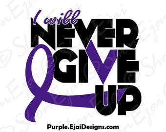 Lupus Svg, Sarcoidosis, Fibromyalgia Svg, Pancreatic Cancer, Alzheimers, Epilepsy Svg, Chiari, Crohns, Colitis, Purple, Cancer Svg