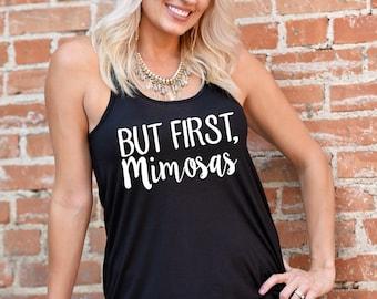 But First, Mimosas, Bridesmaid Shirt, Wedding Shirt, Bridesmaid Gift, Brunch Shirt, Mimosa Shirt, Bachelorette Party Shirt