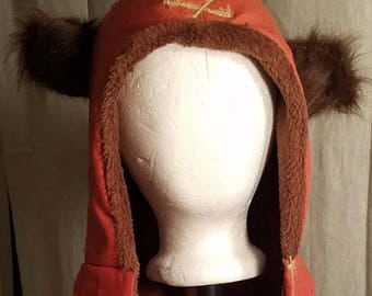 Ewok Costume Wicket the Ewok inspired hood for Star Wars fan! Cosplay