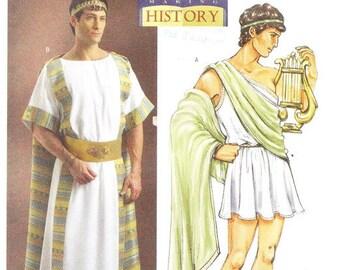 Butterick 4573 Men's Ancient Greek Costumes Pattern