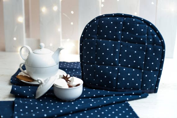 Polka Dot Linen Tablecloths   Grey Linen Tablecloth   Thanksgiving Table  Decor   Dotted Table Cloths   Housewarming Gift   Custom Tablecloth