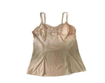 Vintage Silky Lingerie Camisole