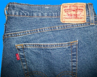 Levis 550 Relaxed 22 L