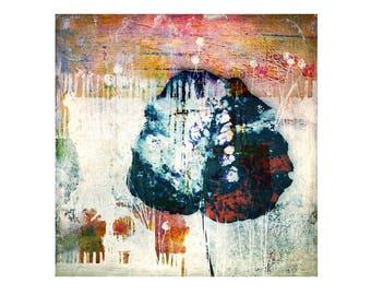 "Art Print ""Botanical No.1"""