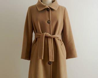 Mod wool and cashmere Marella coat