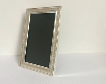 Vintage Silver Plated Frame, Decorative Picture Frame