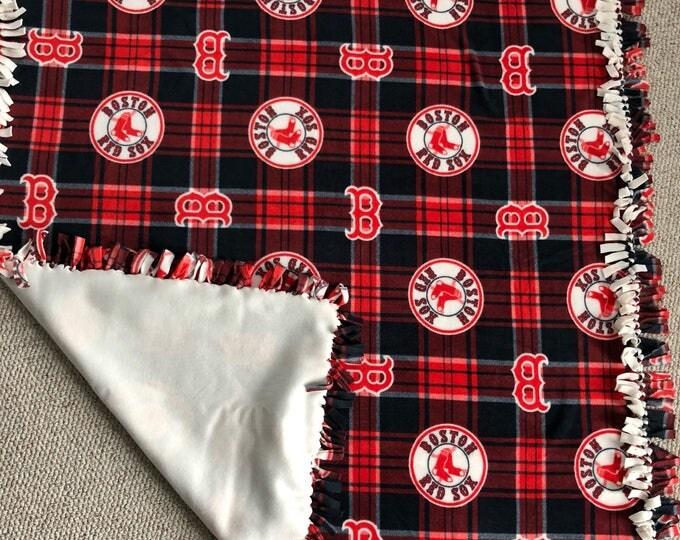 "Featured listing image: Baseball season blanket 52"" x 62"""