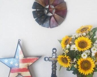 4th of July windmill