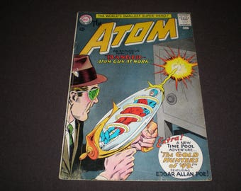 The Atom 12, 13, (1964), DC Comics C13