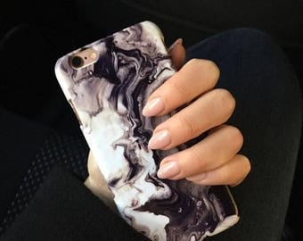 DARK MARBLE CASE, iPhone 7 marble case, iPhone 7 marble, iPhone marble, iPhone 7 case, iPhone 7 plus case, iPhone 7 plus, marble iPhone case