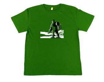 Hulk: Green Genes Mens Fit T-shirt