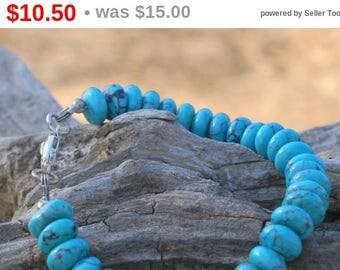 Authentic Arizona Turquoise Bracelet