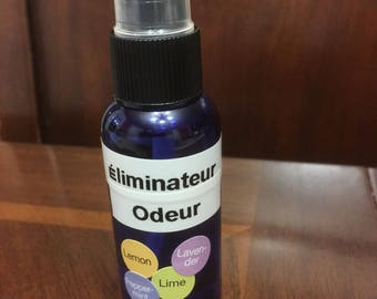 Organic odor Eliminator