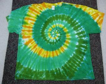 tie dye shirt, 3XL, earth day shirt, Grateful Dead shirt