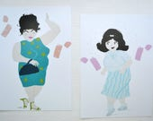 Tracy & Edna Turnblad Print Set