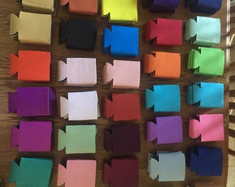 SALE!!!  Blank Can Coolers -so many colors to choose from!