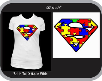 Autism Superpower T-Shirt, Autism Awareness T-Shirt, Support Autism T-Shirt