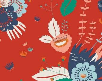 Tallinn by Jessica Swift of Art Gallery fabrics, Odessa Traditionale cotton fabric
