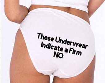 Bachelorette Party, Funny Lingerie, Gag Gift Underwear, Gifts for Brides, Panties, Party Gift,  Bachelorette Panties, Funny Underwear