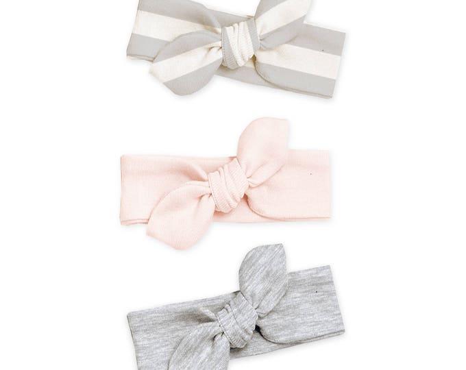 Newborn Headband Bow, Newborn Girl Headband, Baby Headwrap, Baby Girl Bow Headband, Baby Girl Bow, Baby Knot, Tesababe HB59BGIS59BBH59BHG