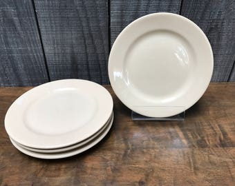 Set of 4 Tepco China USA salad plates