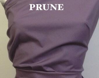 Poly/cotton lining, 5% lycra matte plum, various colors to choose locker 21 B