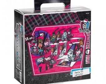 Snack Kit Monster High birthday