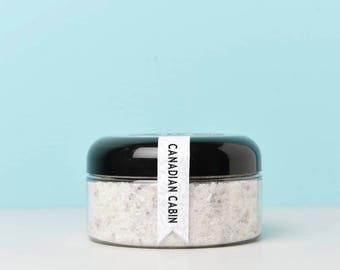 Canadian Cabin Bath Salt Soak