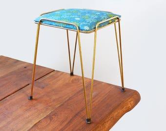 Boudoir chair etsy for Boudoir stoel