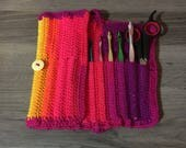 Crochet Hook Holder - Cro...